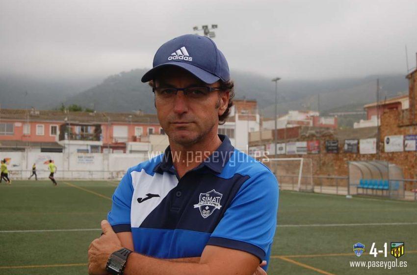 POST PARTIDO | Declaraciones del entrenador del Simat