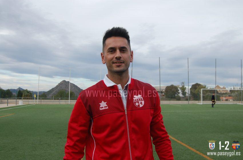 Entrevista Enric entrenador del Guadassuar C.F