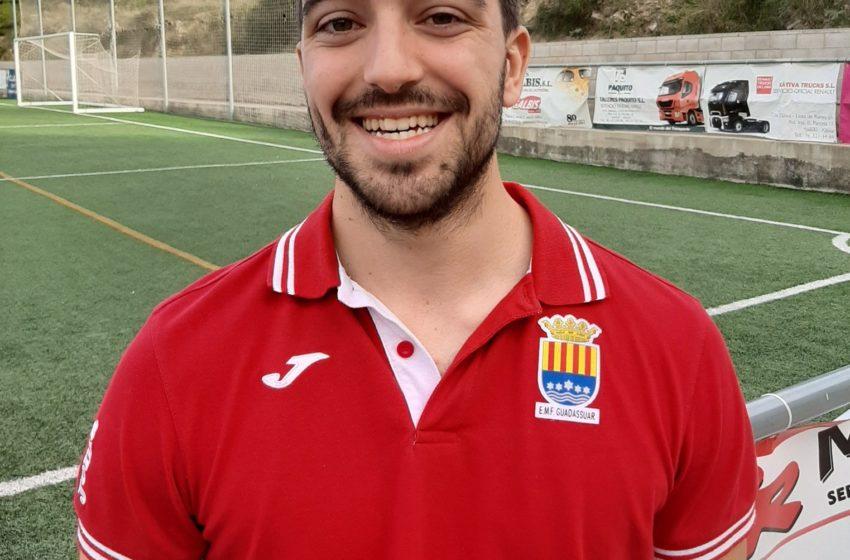 Entrevista Dani jugador del Guadassuar C.F