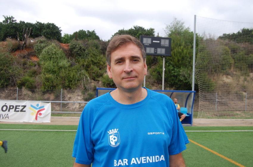 Entrevista a Alex Monton entrenador del Genoves