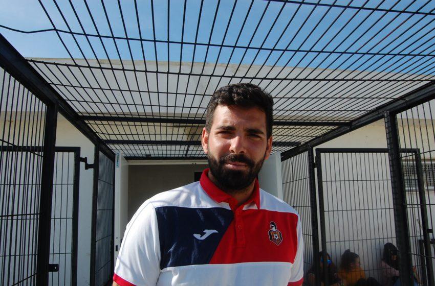 Entrevista Murgui entrenador del Senyera C.F