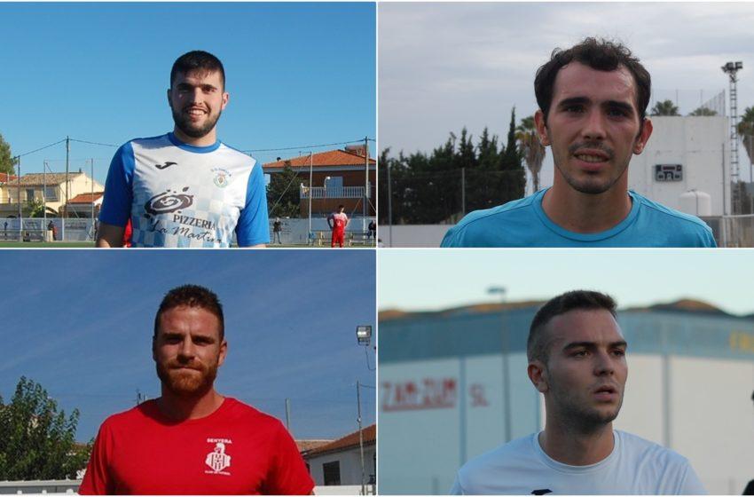 Entrevista maximos goleadores segunda regional grupo IX