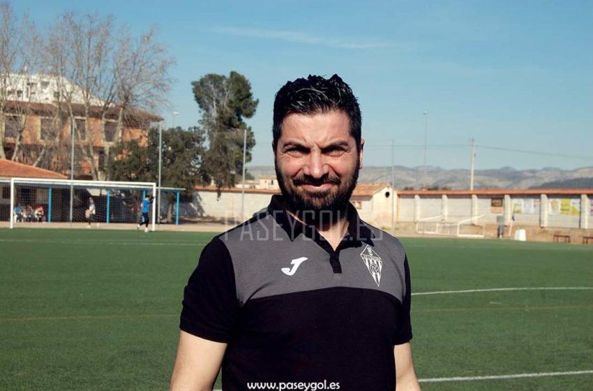 Entrevista Miguel Perez entrenador de L'Alcudia B