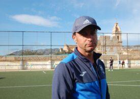 Entrevista Luis Roman Entrenador Simat C.F