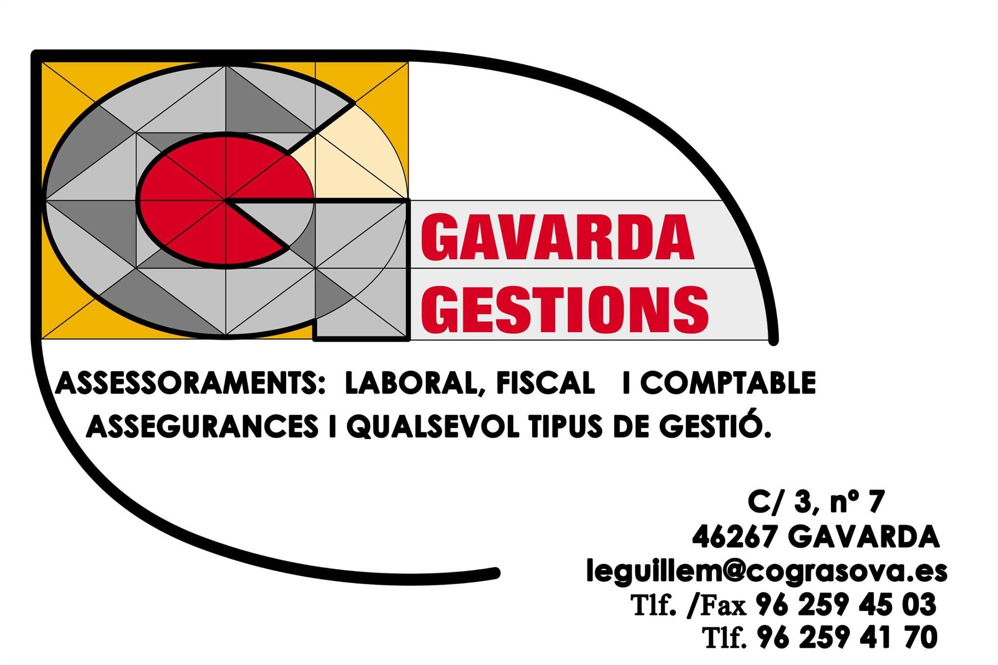 GAVARDA GESTIONS