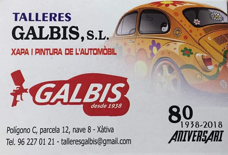 TALLERES GALBIS XATIVA